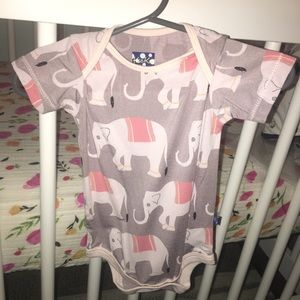Kickee Pants bodysuit